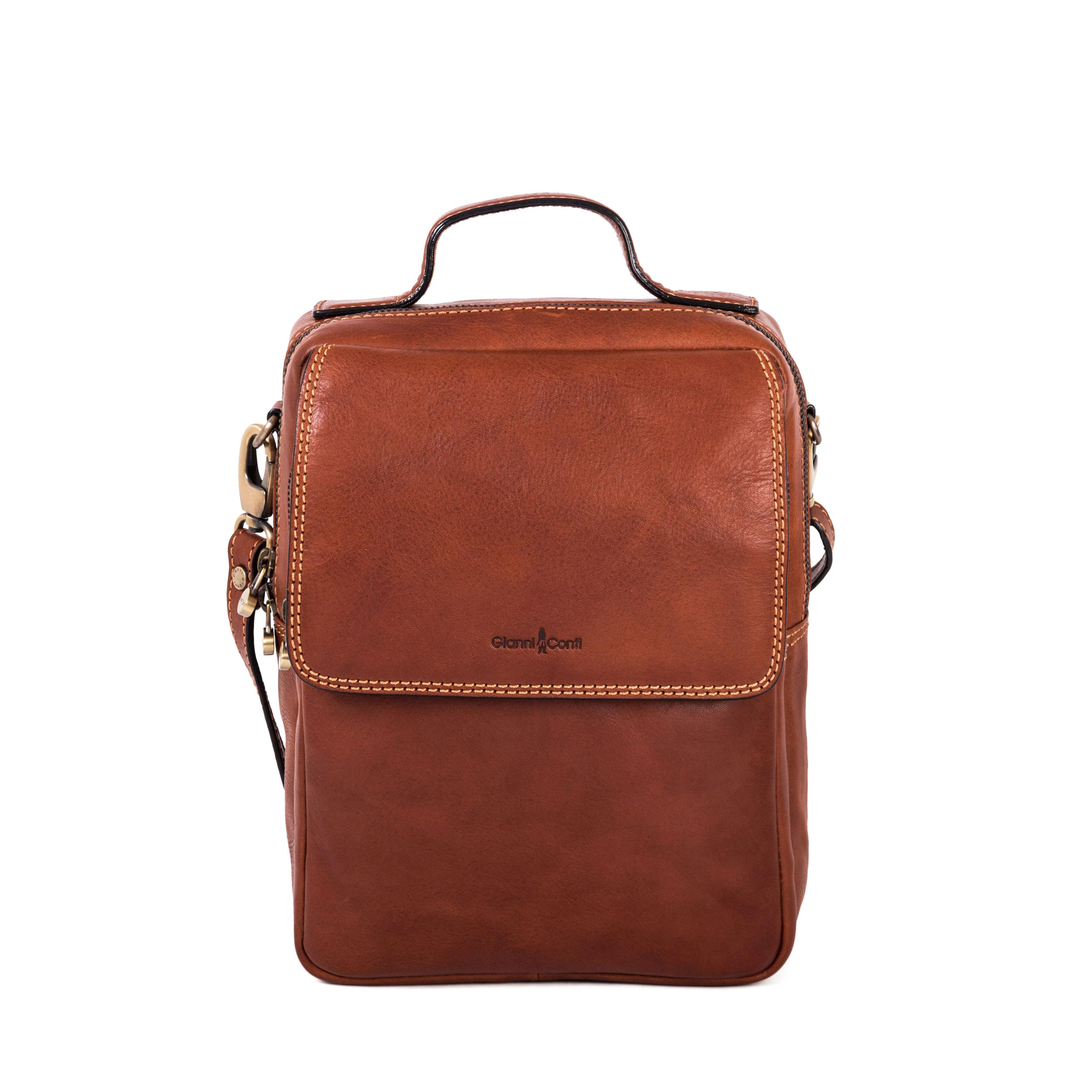 Clio Medium Crossbody Bag Tan